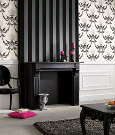 Marquise Wallpaper Collection (source Caselio/Zepel) / Wallpaper Australia / The Ivory Tower