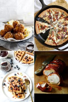 Bacon. America's first food, if there ever was one. No longer strictly reserved for breakfast, why not Indulge and enjoy its savory flavors with these 80 fabulous recipes that owe their addictive quality to it.
