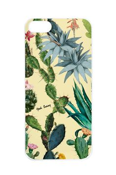 yeahbunny.etsy.com  10% OFF with code YBPINTEREST  Yeah Bunny - Cactus  - iPhone Case