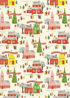 Merry Christmas Wrap (J11)