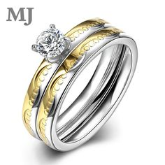 R064High Quality Fashion Jewelry Big Zinc Titanium steel Double Crystal Wide Rings White Gold Plated Stripe Pattern Wedding Ring,   Engagement Rings,  US $2.63,   http://diamond.fashiongarments.biz/products/r064high-quality-fashion-jewelry-big-zinc-titanium-steel-double-crystal-wide-rings-white-gold-plated-stripe-pattern-wedding-ring/,  US $2.63, US $2.63  #Engagementring  http://diamond.fashiongarments.biz/  #weddingband #weddingjewelry #weddingring #diamondengagementring #925SterlingSilver…