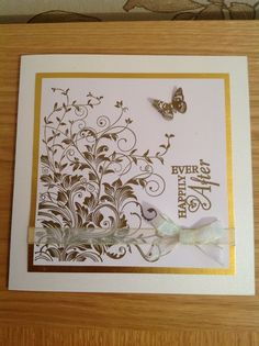 silhouette vines, hero arts stamp cards - Google Search