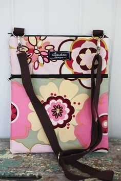 Apple iPad Padded Sling Hip Bag Case Cover Pouch Pink by ElisaLou, $44.00
