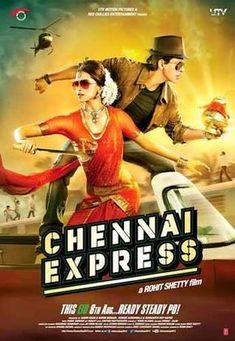 Chennai Express Full Movie Download in Hindi, Tamil- InsTube - InsTube