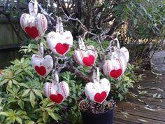 Heart decoration - The Supermums Craft Fair