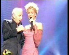 "Céline Dion & Charles Aznavour - ""Toi et moi"" @ TV Special - YouTube"