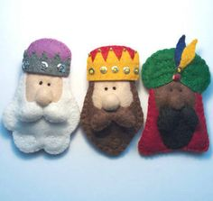 3 wise men decorations - Google Search                                                                                                                                                                                 Más