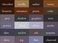 240 цветов на английском 8