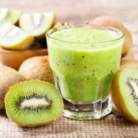 Kiwi-Pear Smoothie