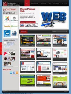 En Ciberclaude Diseño y Publicidad, comprendemos la importancia de Internet como una herramienta de negocios, publicidad, difusión y comunicación directa con clientes.    Ofrecemos productos y soluciones de calidad en el área de de diseño de sitios web, tiendas virtuales, sitios con  contenido administrables, además la oportunidad de mostrase al mundo y marcar presencia en la red. Solicita tu cotización en www.ciberclaude.com #joomla #web #webmaster #pr #emprendedores #chile