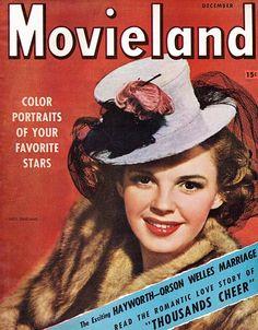 Judy Garland - Movieland, Dec,1943