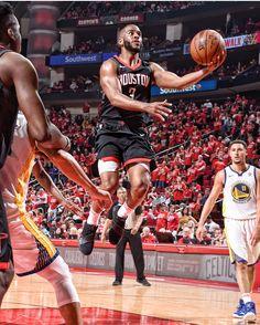 Chris Paul. Final de conferencia ante Warriors 2017/2018. 1º partido. Nba Basket, Sumo, Basketball Court, Wrestling, Sports, Finals, Lucha Libre, Hs Sports, Sport