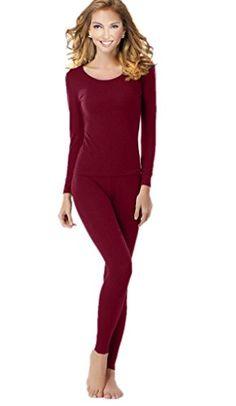 Women's Thermal Underwear Set Top & Bottom Fleece Lined, ... https://www.amazon.com/dp/B01IADQ818/ref=cm_sw_r_pi_dp_x_kg5XxbKEJ1NEQ
