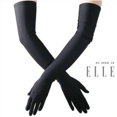 Long Black Satin Gloves (220 ILS) ❤ liked on Polyvore featuring accessories, gloves, luvas, dolls, doll parts, long shawl, evening wrap shawl, satin evening gloves, wrap shawl and long evening gloves
