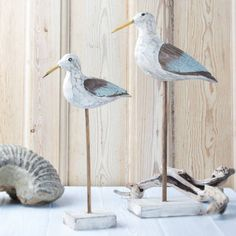 Wooden Seagulls – Ideal Home Show Shop