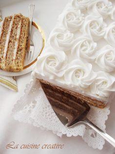 La cuisine creative Lesnik torta