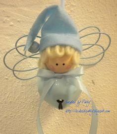 Le idee di Patty: Angeli per una nascita