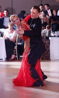 The Tango with Mikolay Czarnecki and Charlene Proctor. Empire State Dance Championships 2013. Photo by Ryan Kenner.