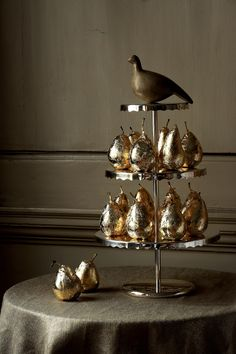 Partridge... Pears...