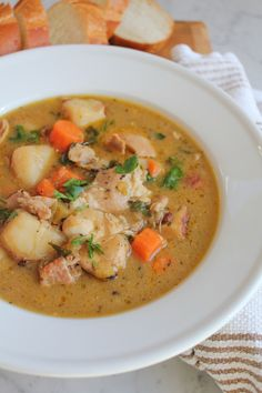 Best Chicken Stew