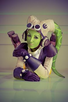 Hera Syndulla (4) by Feyische