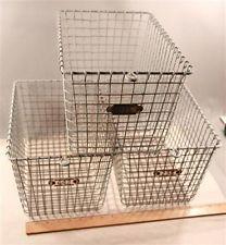 Long Low Wicker Basket Pinterest Wicker storage baskets Storage