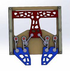Mechanical Design, Mechanical Engineering, Metal Bending Tools, Mechanic Garage, 3d Projects, 3d Animation, Diy Wall Decor, Motion Design, Laser Cutting