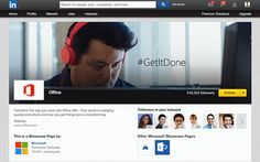 LinkedIn Showcase Pages Introduced for Business