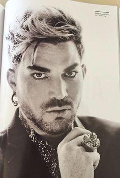 Adam Lambert so cool