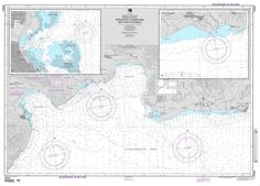The chart you are viewing is a NGA standard nautical chart. The National Geospatial-Intelligence Agency (NGA) has partnered with OceanGrafix to provide commercial and recreational mariners with a good