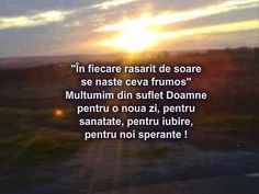 "Mesaje frumoase despre credinta - ""În fiecare rasarit de soare se naşte ceva frumos"" Ralph Waldo Emerson, Bike, Bicycle Kick, Bicycle, Bicycles"