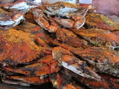 Crab pickin' - oh how I love thee!!!!