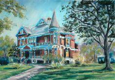 Chapin Mansion--niles michigan