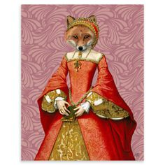 Loopy Lolly - The Fox Queen