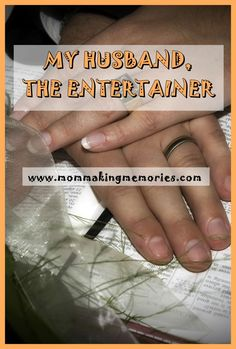 I want to introduce a part of my husband to you. Although my husband is in IT, he is an entertainer by heart. It is a skill he learned from his father. My Husband, Good Marriage, Making Memories, Funny Stories, Blog, Good Things, Entertaining, Learning, Father