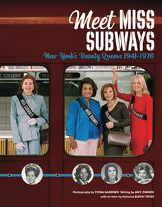 Meet Miss Subways - book and interviews