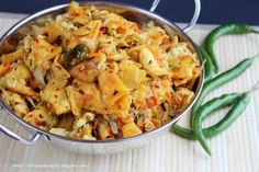 Curry and Comfort: Stir Fried Tortillas and Vegetables (Sri Lankan Kottu Roti Fake out)