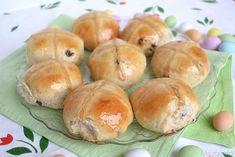 Hot cross buns, scopri la ricetta: http://www.misya.info/2015/03/31/hot-cross-buns.htm