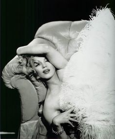 Marilyn Monroe photographed by Richard Avedon, 1950s.