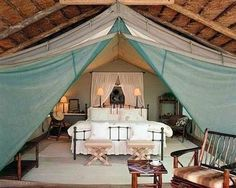 Delicieux Tent Room Tuscan Style Room By ReneBark