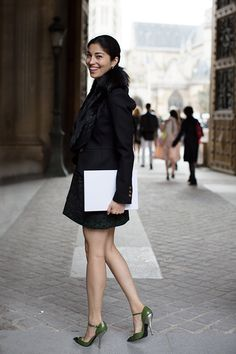 The sartorialist - for the shoes