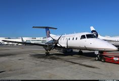 United Express (SkyWest Airlines) Embraer EMB-120ER Brasilia  San Francisco - International (SFO / KSFO) USA - California, January 17, 2014