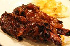 Slow Cooker BBQ Short Ribs Recipe - Food.com - 212404