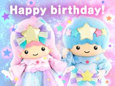 【2015】★Birthday Party ★ #Puroland #Christmas #Birthday #LittleTwinStars