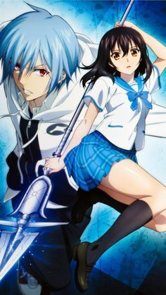 Strike-the-Blood.Yukina-Himeragi.Kojou-Akatsuki-Sony-Xperia-Z-wallpaper.1080x1920.jpg (1080×1920)