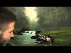 ▶ Paint with Kevin Hill - Stream in the Woods - YouTube