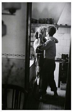 Valencia Spain, 1952. Elliot Erwitt