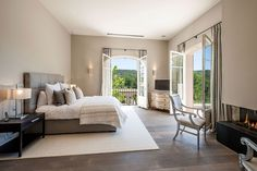 The World's Best Hotel Beds Neutral with more of an approach to transitional