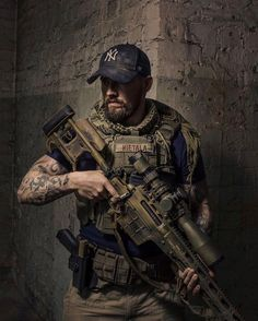 Sick PMC Private Military Contractor Special Forces Tactical Loadout (:Tap The LINK NOW:) We provide the best essential unique equipment and gear for active duty American patriotic military branches, well strategic selected.We love tactical American gear Military Gear, Military Police, Police Gear, Military Weapons, Military Equipment, Military Special Forces, Special Forces Gear, Airsoft Gear, Tac Gear