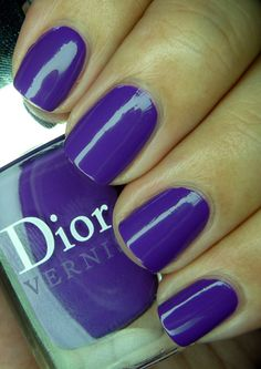 Dior - Ultra Violet (LE Anselm Reyle Collection, Feb 2012)